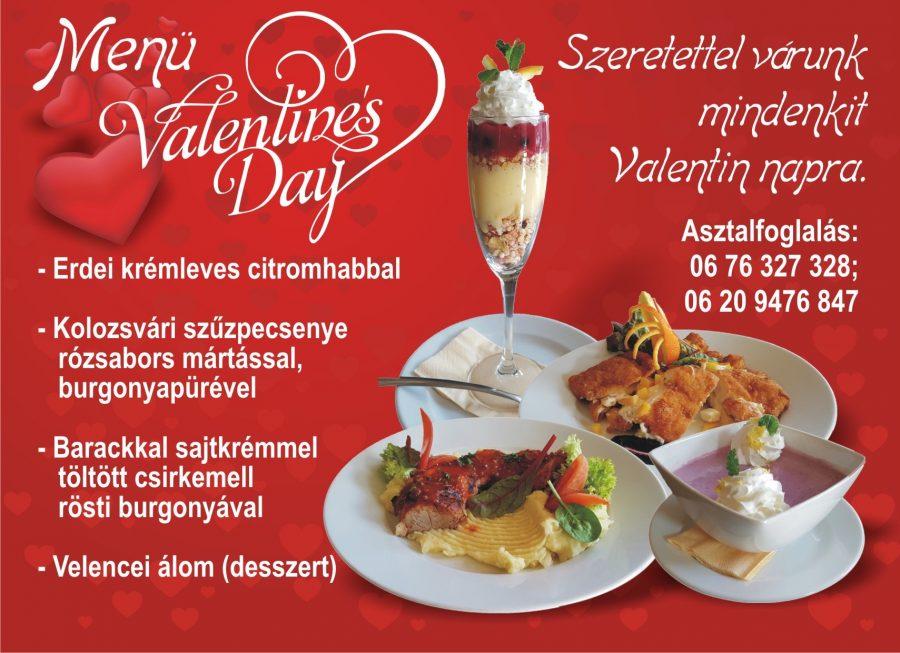 Valentin nap az Italia Pizzériában!